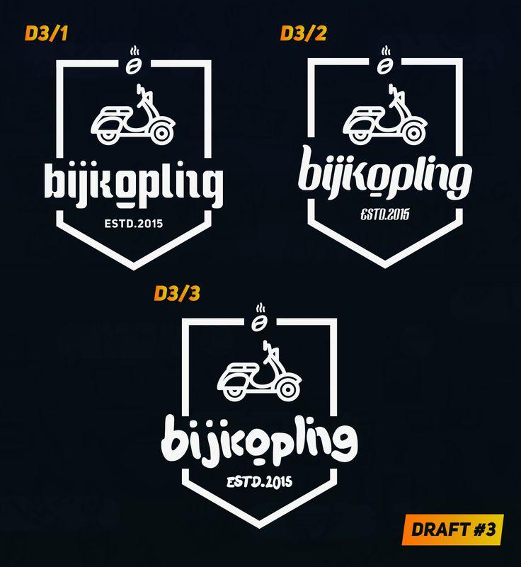 Logo Bijikopling Draft #3