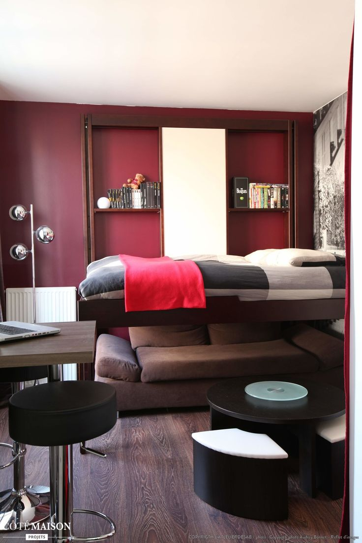 les 110 meilleures images du tableau studio & petit appartement sur