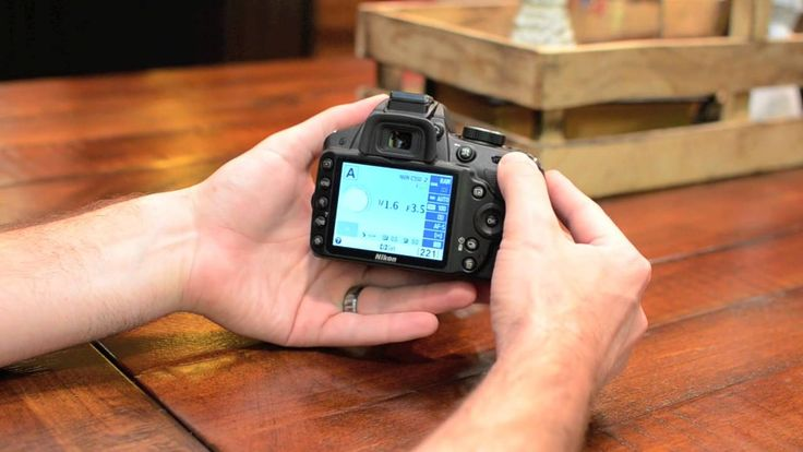 Nikon D3200 Tips: How to Enable Aperture Priority & Set the Aperture f-number