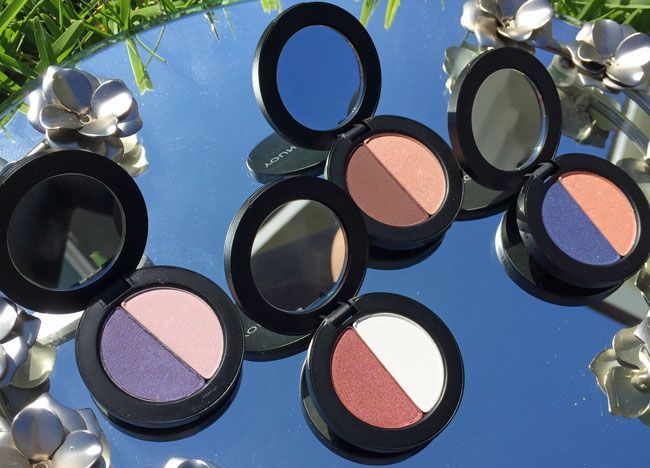 Youngblood Cosmetics Perfect Pair Mineral Eyeshadows