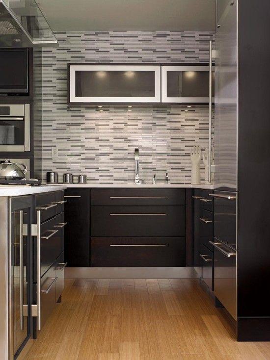 Moderna cocina ...