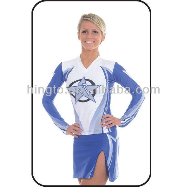 Newest Varsity Cheer Uniforms Cheerleading Apparel for Ladies $7~$10