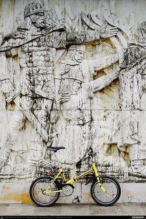 Cu bicicleta prin Bucuresti - 10: Universitate - B-dul Dacia - Drumul Taberei - Cotroceni . Cycling In Bucharest - 10 - Universitate - Dacia Blvd. - Drumul Taberei - Cotroceni
