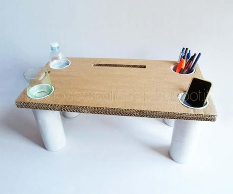 Tavolino da Letto Multiuso