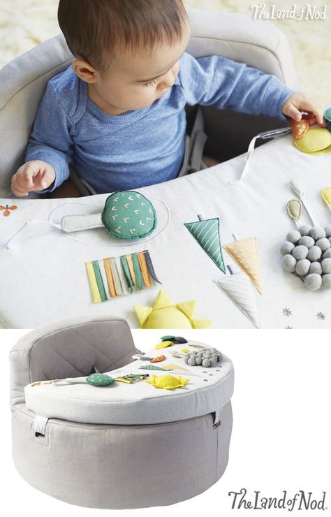 Busy Baby Activity Chair | Infant activities, Baby ...