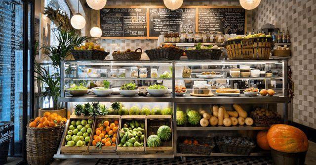 Brunch en Barcelona. Restaurante Vegetariano, Vegano Teresa Carles. Lugares con encanto. www.caucharmant.com