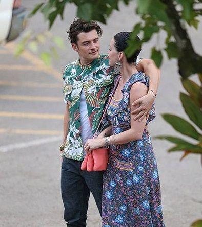 Кэти Перри и Орландо Блум наслаждаются отдыхом на Гавайях