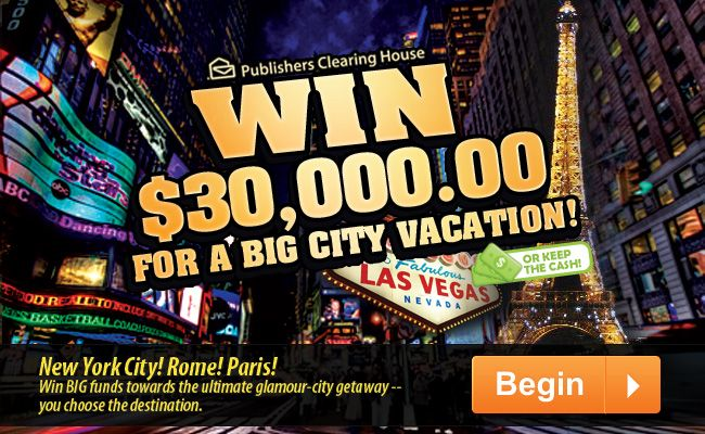 pch com online sweepstakes