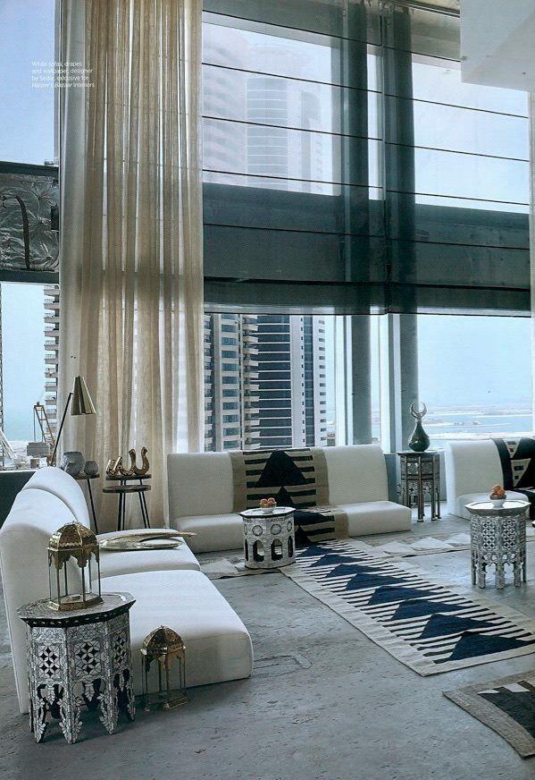 nice Modern Islamic home decor.