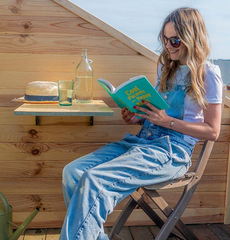 38 migliori immagini balcon recup et diy su pinterest giardinaggio balconi e barattoli di. Black Bedroom Furniture Sets. Home Design Ideas