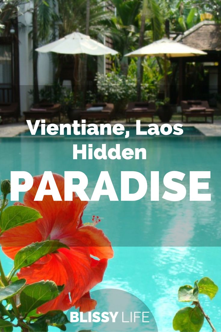 Check out this hidden paradise in Vientiane, Laos via @blissy_life