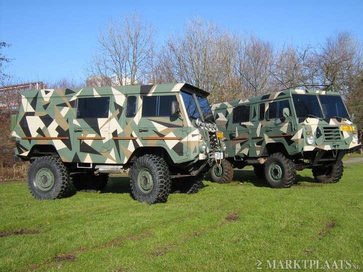 Volvo terreinwagen C303, C306, 4x4 6x6