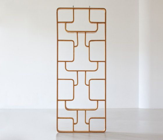 Room dividers | Complements | Mid Century room divider | ZEITLOS. Check it on Architonic