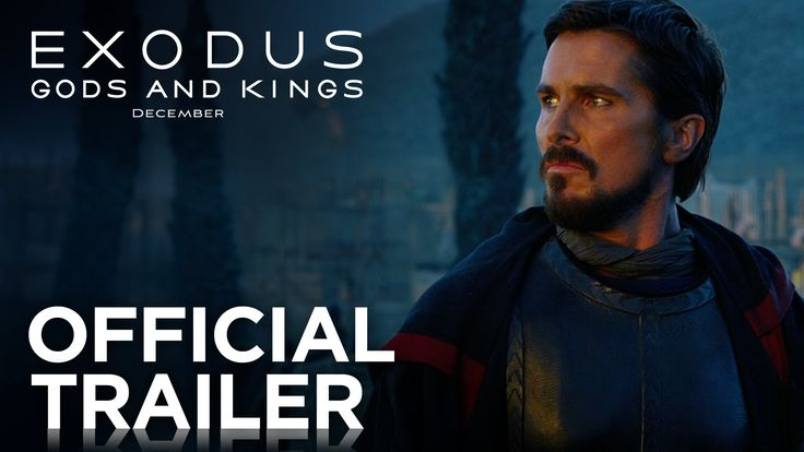 Exodus: Gods and Kings | Official Trailer (2014)The defiant leader Moses rises up against the Egyptian Pharaoh Ramses, setting 600,000 slaves on a monumental journey of escape from Egypt .