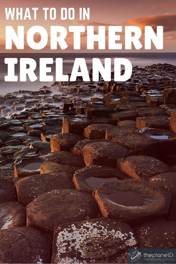 Giant's Causeway, Northern Ireland | The Planet D: Adventure Travel Blog: