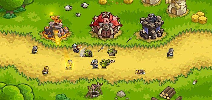 Ironhide Games Anuncia Su Próximo Juego Kingdom Rush Vengeance Http Feedproxy Google Com R Esferaiphone 3 4bstz Ujjse Kingdom Rush Juegos Ipad