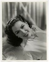 Large Vintage 1940s C.S. Bull Glamour Photograph Dancing Queen Eleanor Powell