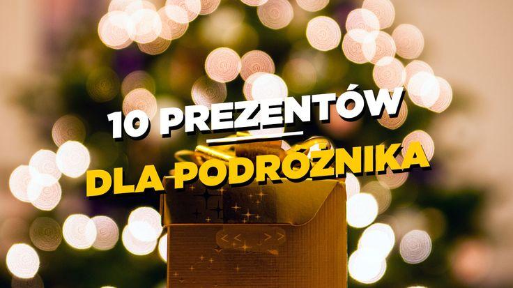 Zbliżają się święta, a co za tym idzie szykuje się nieunikniona gonitwa za prezentami i coroczny problem – jaki prezent kupić żeby niewiele wydać, a sprawić radość najbliższym? Żeby trochę ułatwić Wam życie przedstawiamy 10 pomysłów na prezent na studencką kieszeń, który każdy podróżnik chciałby znaleźć pod choinką.   www.shakeit.pl