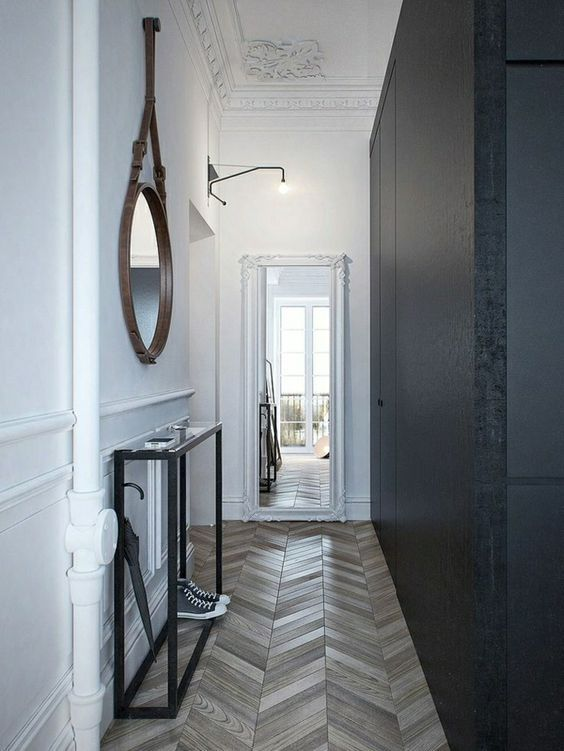 39 best Couloirs/Corridors images on Pinterest | Stairs, Hallways ...