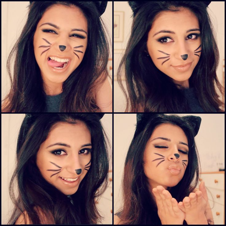 sexy cat halloween costumes for women diy - Google Search