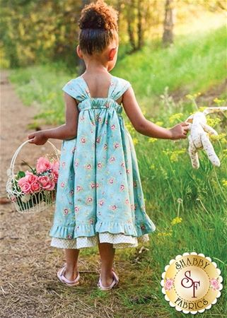 Чаепития платье Pattern