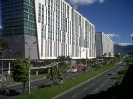Bancolombia HQ, Medellin