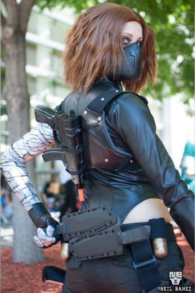 Bucky Barnes Harness : Best images about bucky barnes cosplay on pinterest