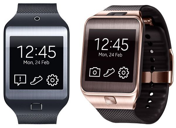 Samsung Gear 2 and Gear 2 Neo at Mobile World Congress