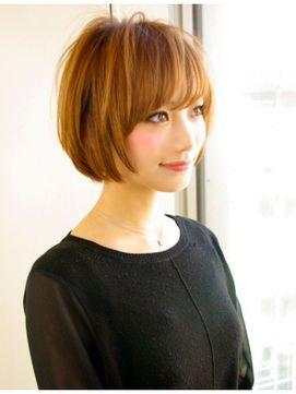 【2015秋冬】おしゃれで可愛いボブ髪型♡流行のボブヘア画像 - NAVER まとめ