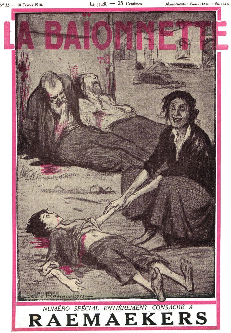 LA BAIONNETTE VINTAGE FRENCH SATIRE MAGAZINE FLAPPER ART 9/18/1919 PARIS