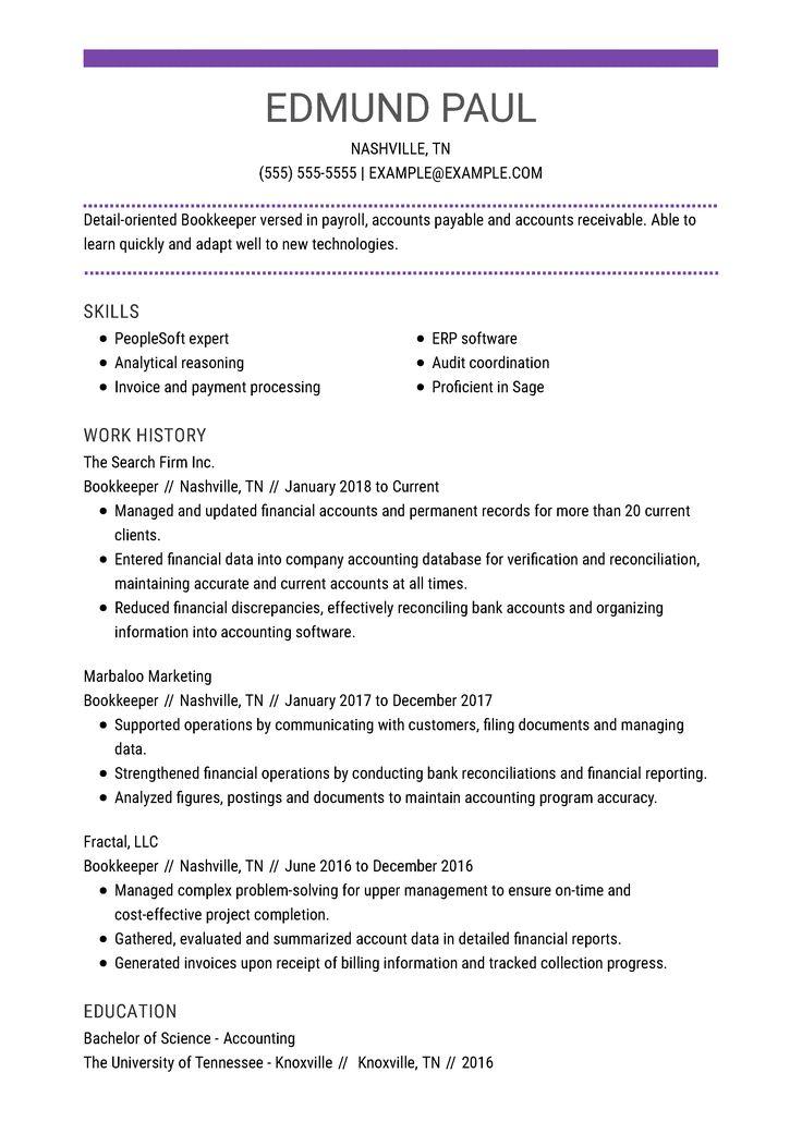 15+ accountant resume sample Accountant resume