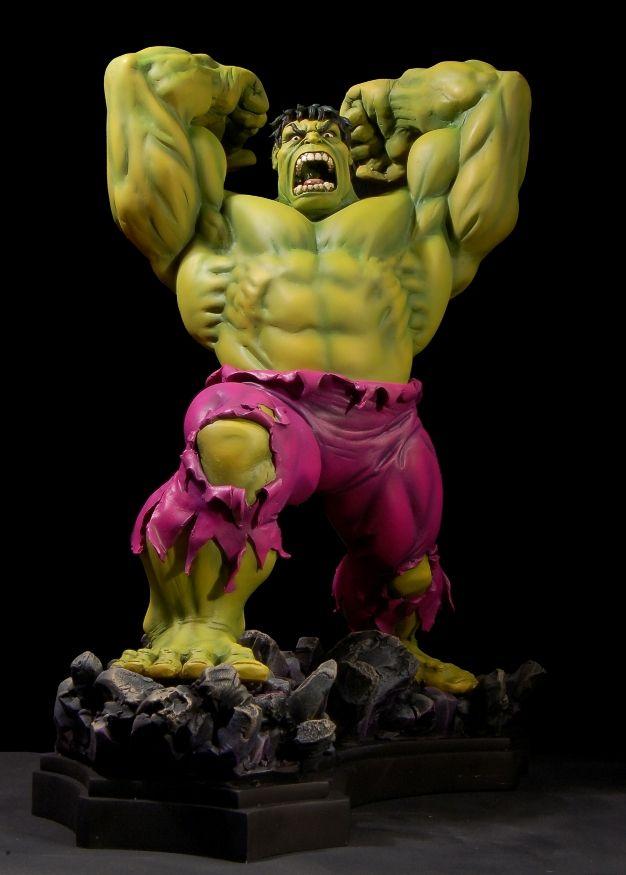 Fenix v.2.0's Bowen Designs Marvel Statues & Mini Busts ...