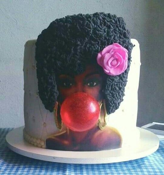 In the mighty name of Jesus I  must have this cake!