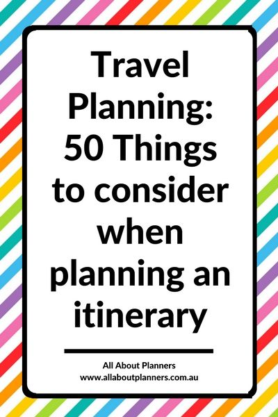 The 25+ best Travel itinerary template ideas on Pinterest Travel - vacation planning template