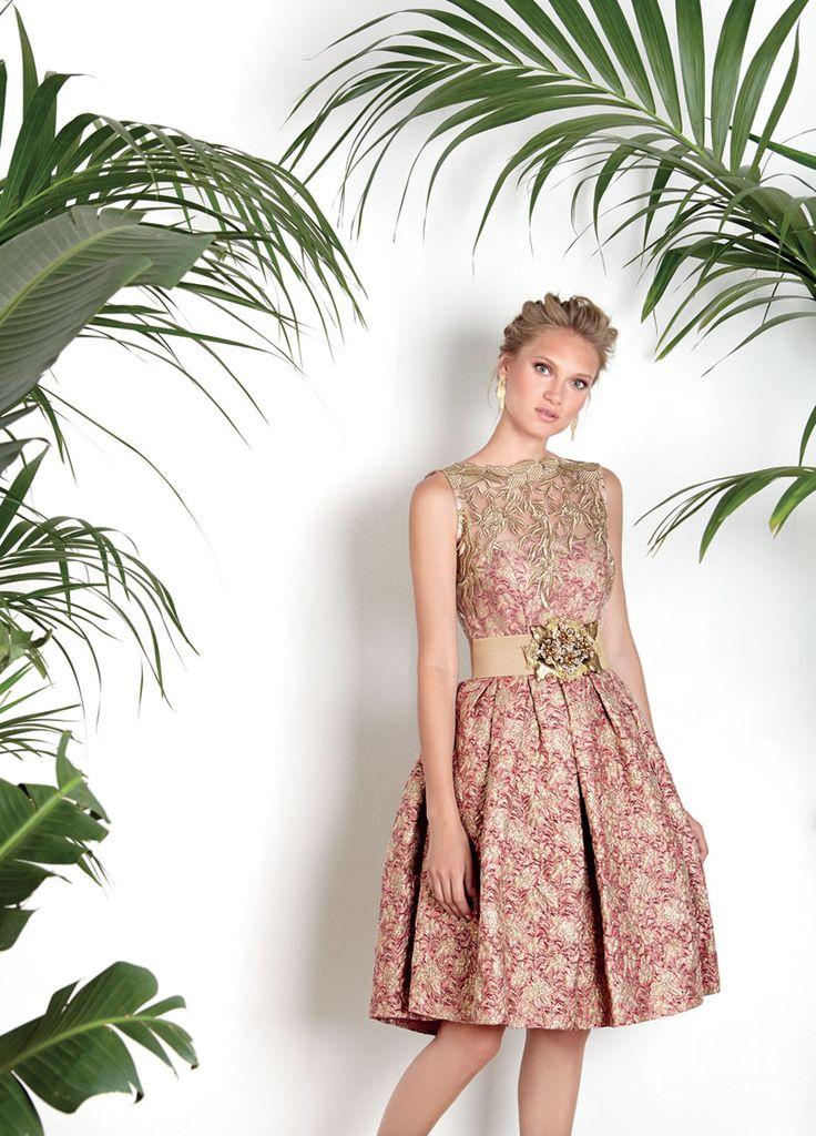 Evening dresses, Matilde Cano 2017