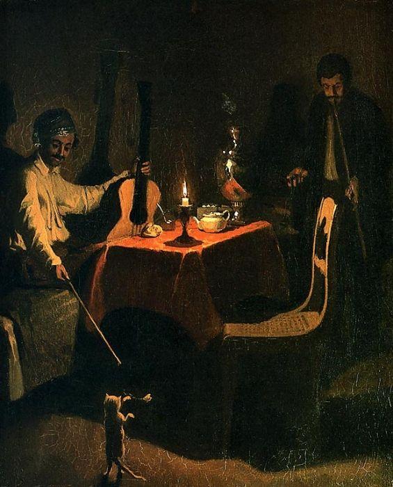 Павел Андреевич Федотов - великий русский художник, живописец, график. Родился в Москве 22 июня 1815 года. Известен как один из самых ярких и влиятельных представителей русского романтизма.