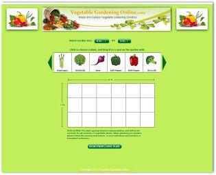 15 Pins zu Vegetable Garden Layout Planner die man gesehen haben