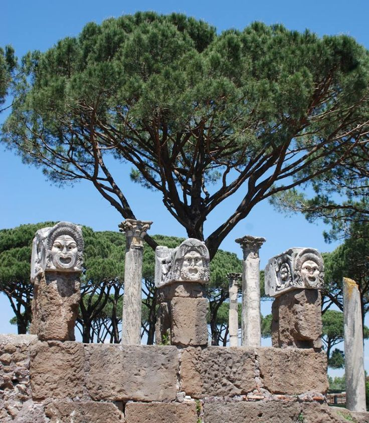 #Archeologist For A #Day: A #Kids #Tour Of #Ostia #Antica