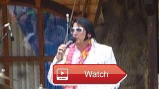 Elvis Presley Revival Band Koncert Iklv Mln Americk Den  Ukzka Z Asnho Koncertu Elvis Presley King Of Rock And Roll Pinterest Elvis Presley