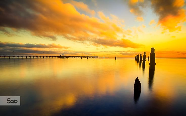 Sunrise Reflections by Silken Photography on 500px