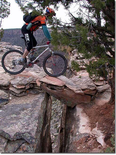 gooseberry mesa and moab utah mountain biking pictures and helmetcam mtb videos