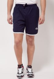 Stay sweat-free as you burn those extra calories in the gym wearing these cotton-made shorts by Proline. Featuring drawstrings for a better fit, these shorts will never let you down.