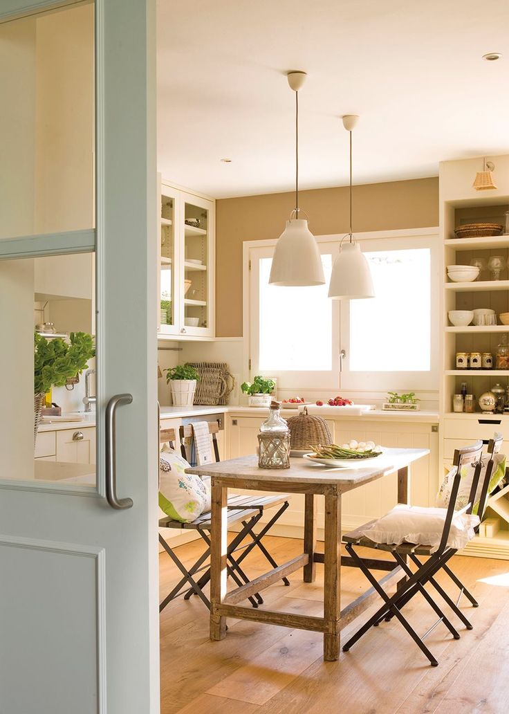 ¿Vives en un piso mini? ¡Mira estas 30 ideas! · ElMueble.com · Casas