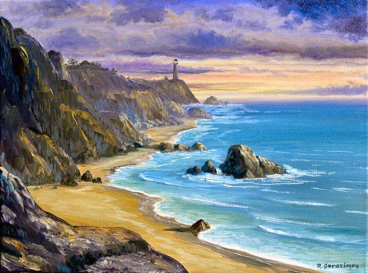 Australian Landscape Painting Google Search Visual Art