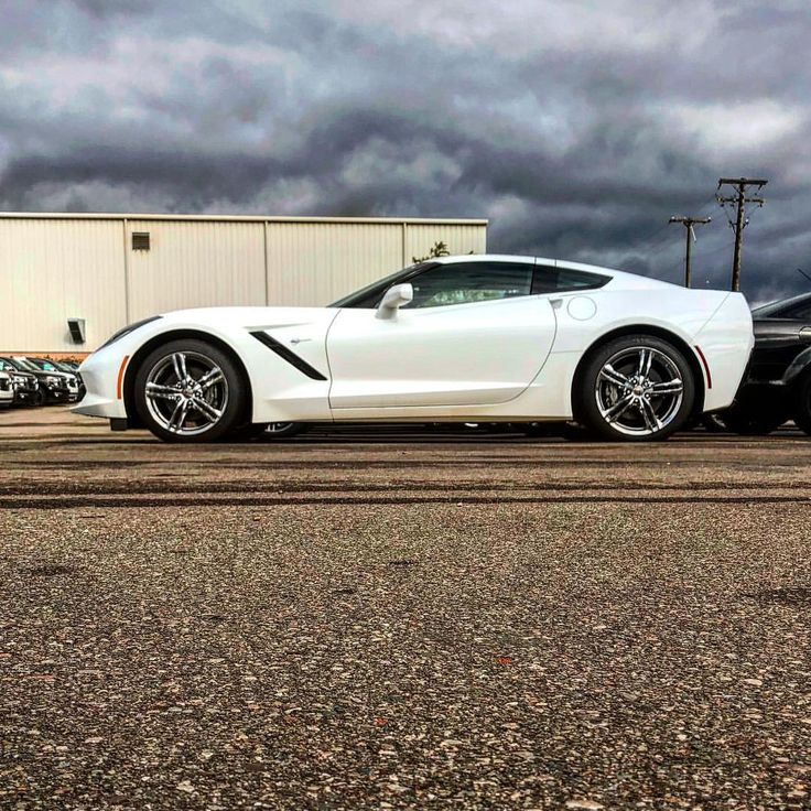 """Chevy Corvette Stingray - Buff Whelan Chevrolet (@buffwhelanchevy) on Instagram: """"Our daily dose of adrenaline, the 2017 #Corvette Stingray 😎🔥 #Chevy #thursdaymotivation…"""""""