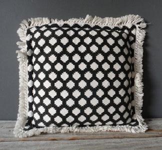Black & White Pillow!