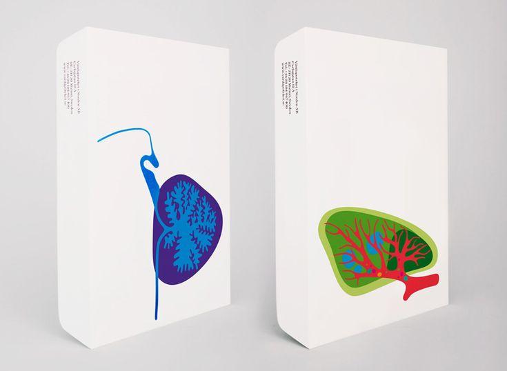 Stockholm Design Lab's branding of vardapoteket pharmacies