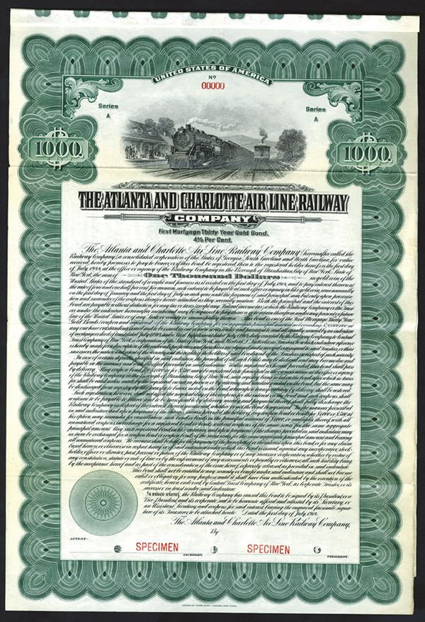 Item Of Interest / Stock / Share Certificates | Funny Money | Stocks