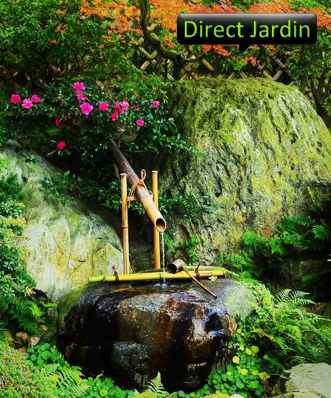 1000 ideas about fontaine bambou on pinterest jardin for Fontaine interieur bambou