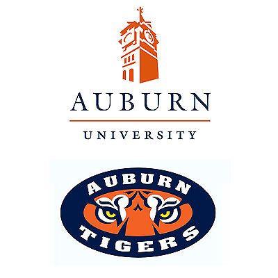 Auburn University Large 15 inch Wall - Cornhole Decals / Set of 2 in Sports Mem, Cards & Fan Shop, Fan Apparel & Souvenirs, College-NCAA | eBay